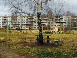 Продажа квартир: 2-комнатная квартира, Московская область, Серпуховский р-н, п. Большевик, ул. Ленина, 98, фото 1
