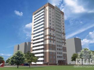 Продажа квартир: 3-комнатная квартира в новостройке, Кемерово, ул. Сибиряков-Гвардейцев, 22, фото 1