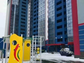 Продажа квартир: 1-комнатная квартира в новостройке, Барнаул, Пролетарская ул., 150, фото 1