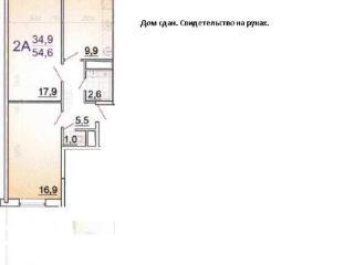 Продажа квартир: 2-комнатная квартира, Краснодар, ул. им Симиренко, 35, фото 1