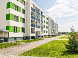 Продажа квартир: 1-комнатная квартира в новостройке, Тюмень, ул. Червишевский тракт, 3, фото 1