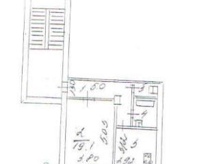 Продажа квартир: 1-комнатная квартира, Пензенская область, Пенза, ул. Володарского, фото 1