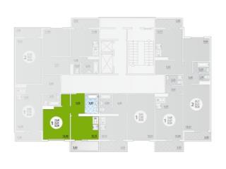 Продажа квартир: 1-комнатная квартира, Краснодар, Зиповская ул., 13, фото 1