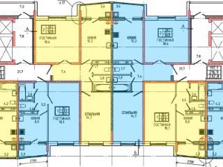 Продажа квартир: 2-комнатная квартира, Ставрополь, ул. Рогожникова, 9, фото 1