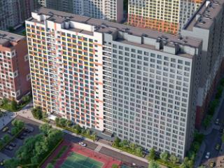 Продажа квартир: 1-комнатная квартира в новостройке, Москва, ул. Хорошевская 3-я, к6, фото 1