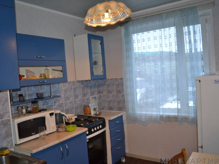 Снять 1 комнатную квартиру по адресу: Мурманск г ул Зеленая 32