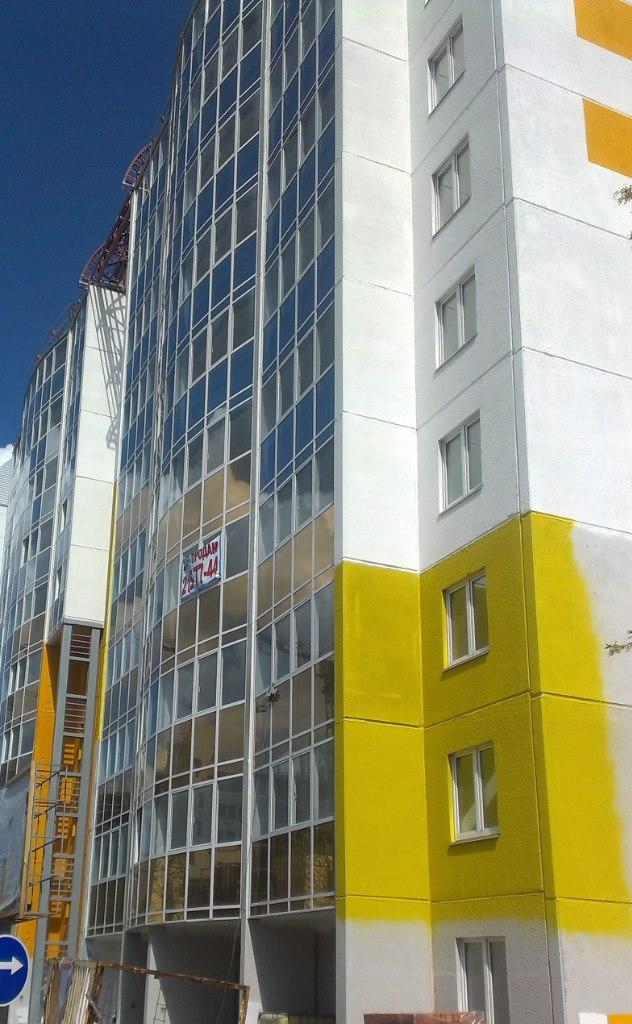 Квартира в новостройке Челябинск, ул. Энтузиастов - 1