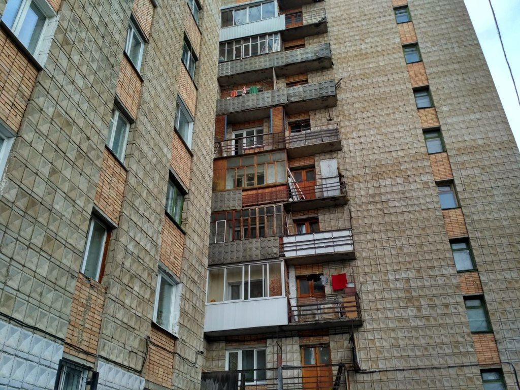 Продажа квартир: 1-комнатная квартира, Томск, Учебная ул., 40, фото 1