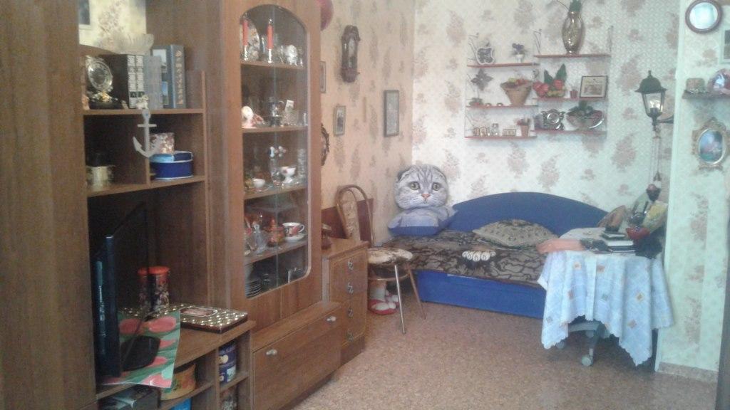Продажа квартир: 1-комнатная квартира, Московская область, Дубна, ул. Мичурина, 25, фото 1