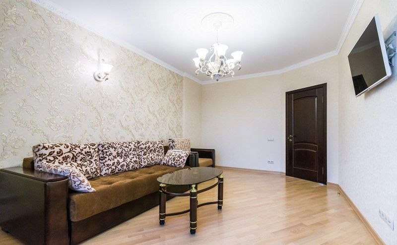 Аренда квартир: 3-комнатная квартира в новостройке, Москва, Рубцовская наб.,  4к1, фото 1