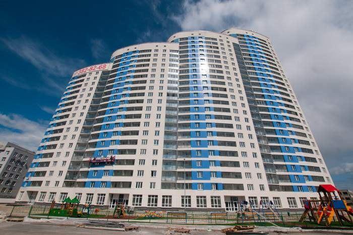 Квартира в новостройке Екатеринбург, Заводская ул. - 1
