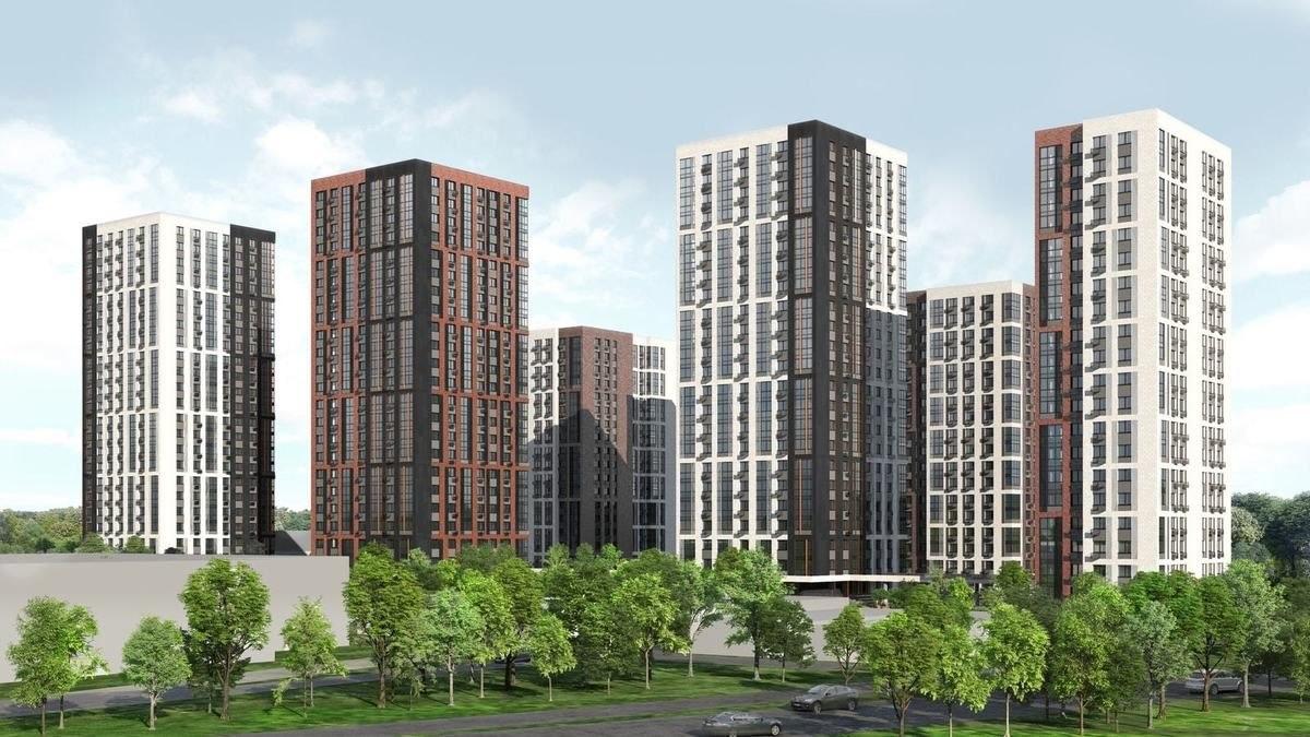 Продажа квартир: 1-комнатная квартира в новостройке, Москва, Варшавское ш., влд170Ек2, фото 1