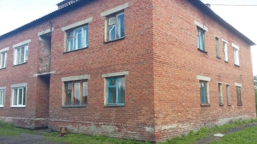 Продажа квартир: 2-комнатная квартира, Кемеровская область, Новокузнецкий р-н, с. Ашмарино, Школьная ул., фото 1
