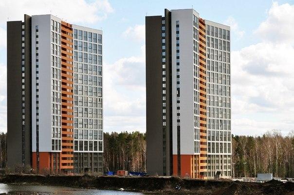 Квартира в новостройке Екатеринбург, Светлый пер. - 1