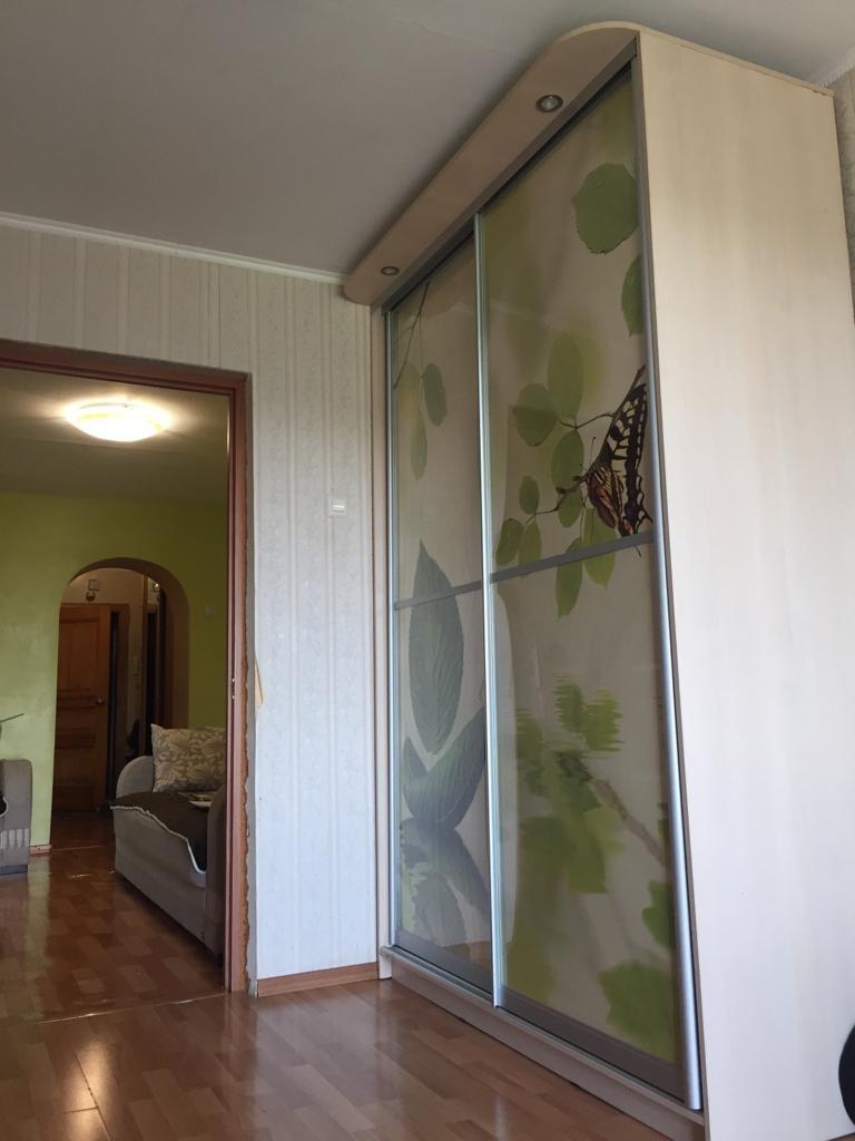Продается трехкомнатная квартира за 4 600 000 рублей. край Приморский, г Находка, ул Ленинская, дом 22.