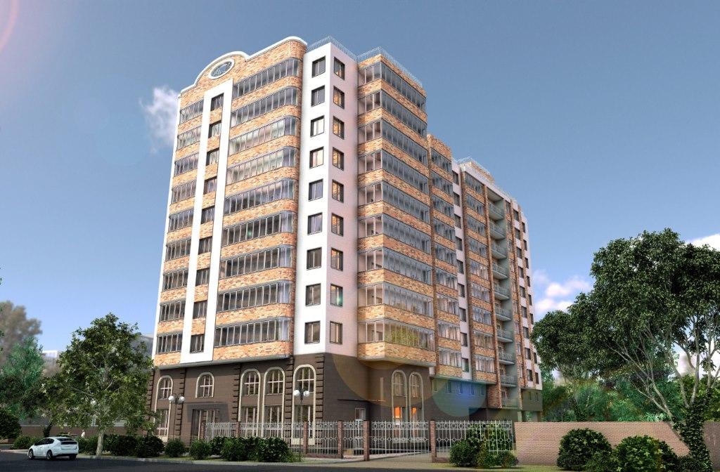 Продажа двухкомантной квартиры в новостройке 62 м², 3/10 этаж на улице 8 Марта в Ростове-на-Дону