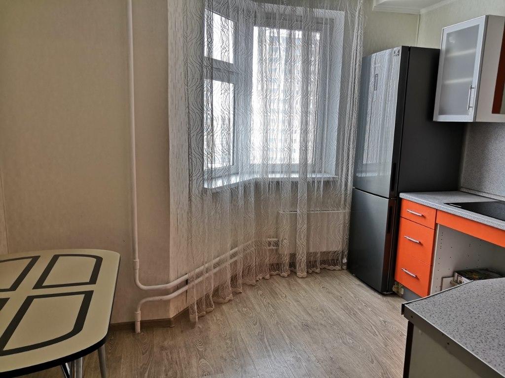 Продается однокомнатная квартира за 4 300 000 рублей. обл Московская, г Балашиха, мкр Железнодорожный, пр-кт Героев, дом 4.