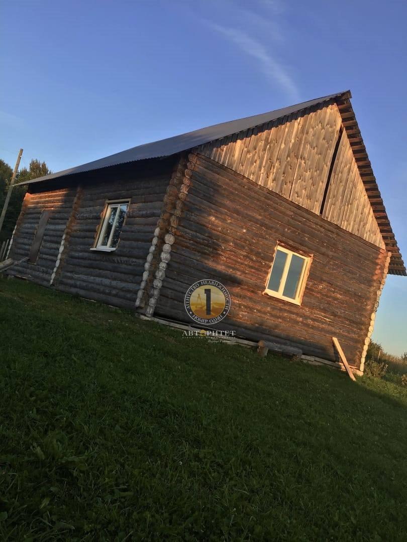 Продажа двухкомантной дом 180 м² в деревне Фокино в Череповецком районе