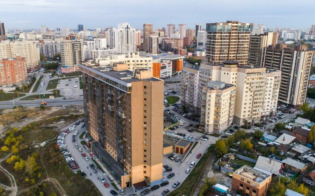 элитные квартиры в Новосибирске