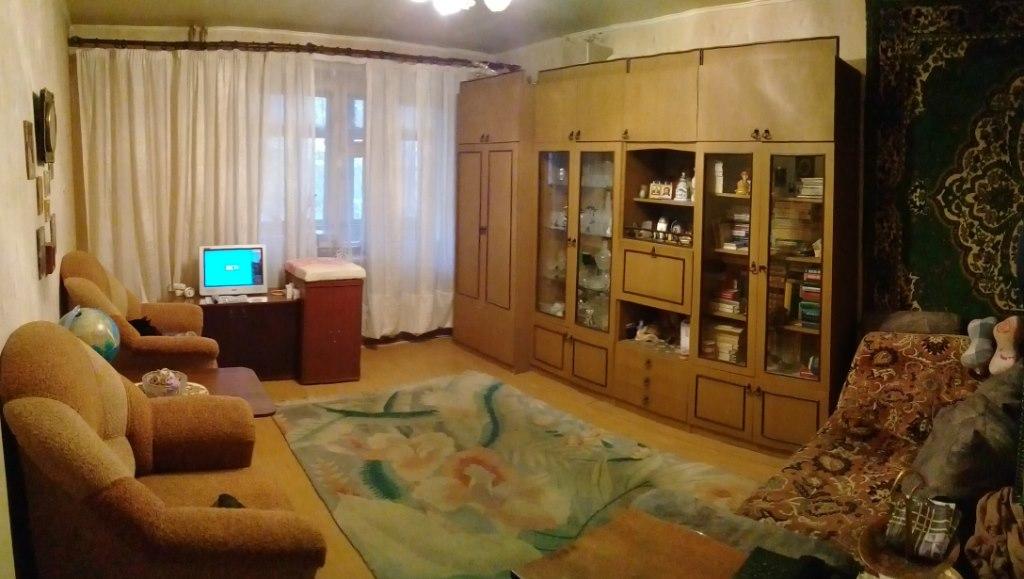 Продается трехкомнатная квартира за 2 800 000 рублей. г Иваново, ул Богдана Хмельницкого, д 6.